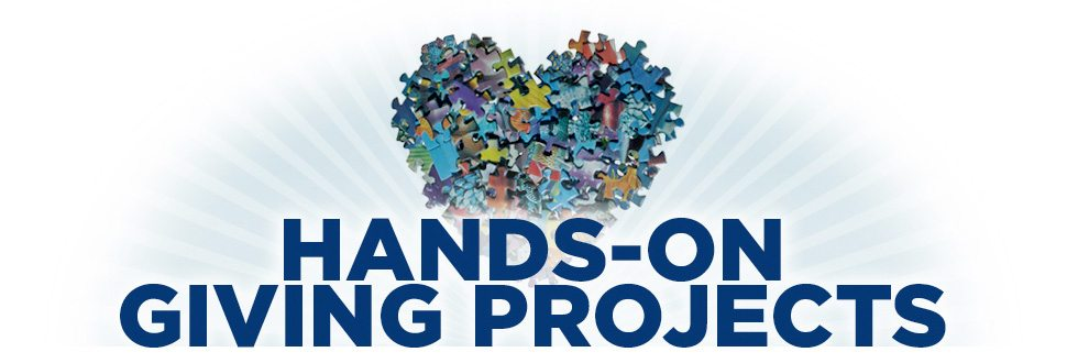 Hands-On Giving Projects
