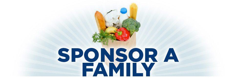 Sponsor A Family